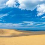 鳥取砂丘ビウエ空