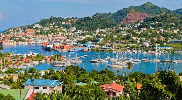 【グレナダの治安】カリブの中では良好!薬物犯罪に巻き込まれないよう注意
