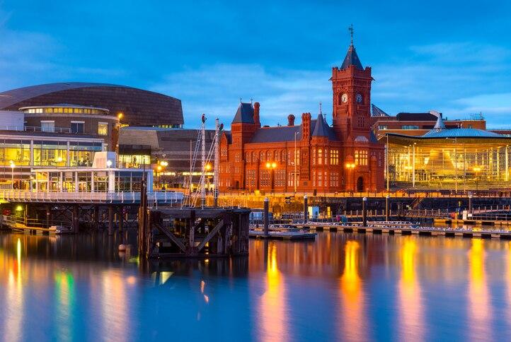 ウェールズの首都カーディフを楽しもう!おすすめの観光スポット26選
