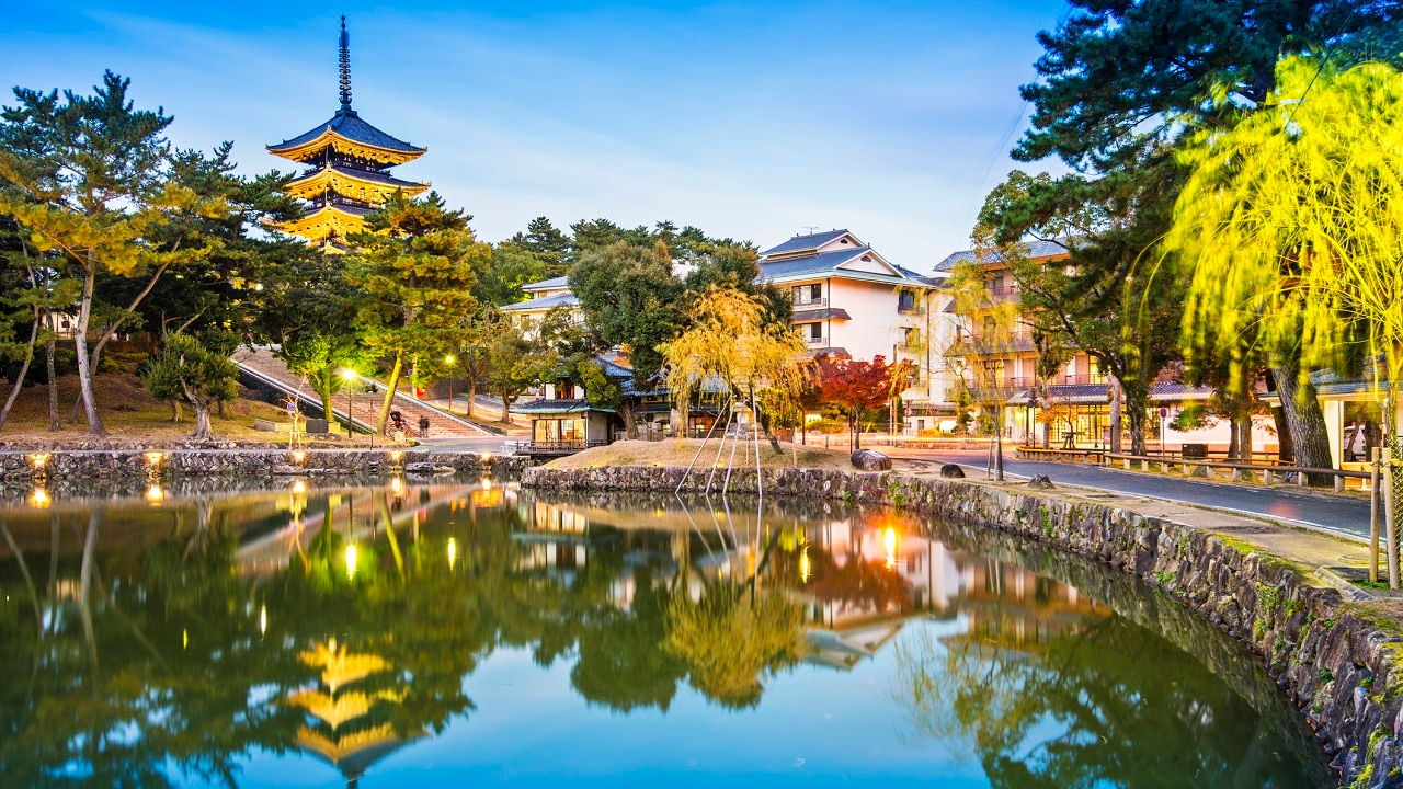 世界遺産を巡る旅!古都・奈良のおすすめ観光スポット35選!