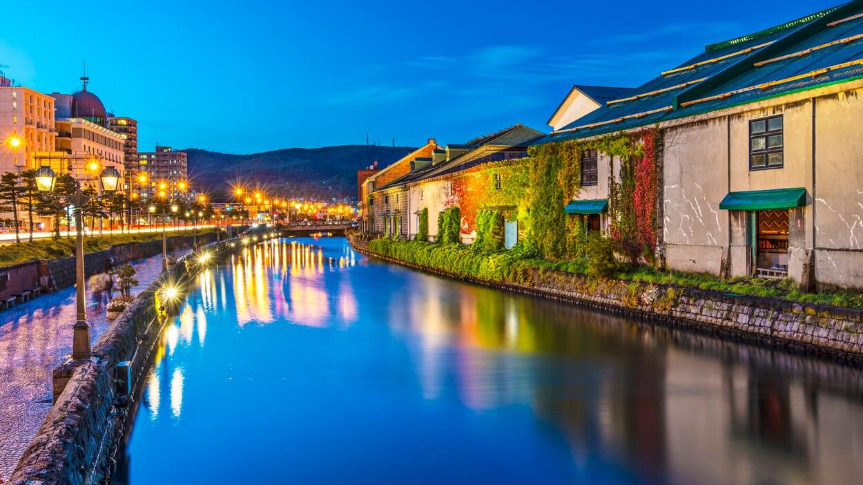 北海道・小樽でオススメしたいホテル10軒|ロマンチックな運河の街に宿泊