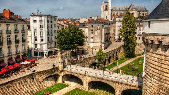 フランスで大人気!住みたい町上位にあがるナントのおススメ観光スポット