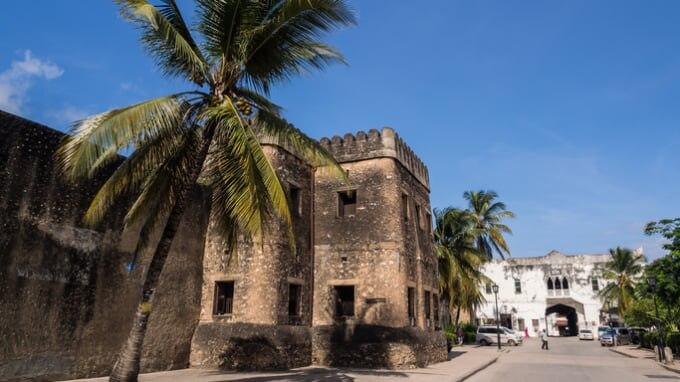 ザンジバル島のストーン・タウンの画像 p1_33