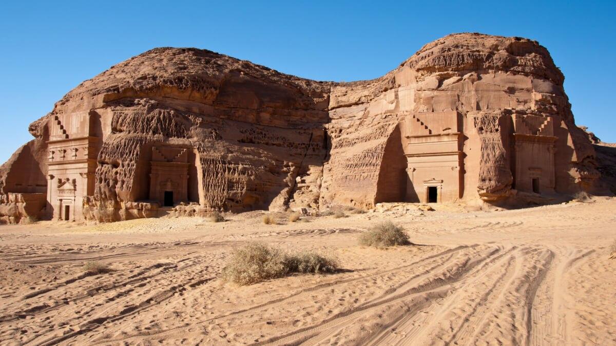 砂のアトランティス!サウジアラビアの世界遺産アル=ヒジュルの考古遺跡