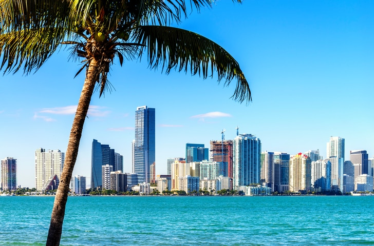 遊べるスポット満載の街マイアミ!満足させてくれる観光地15選!