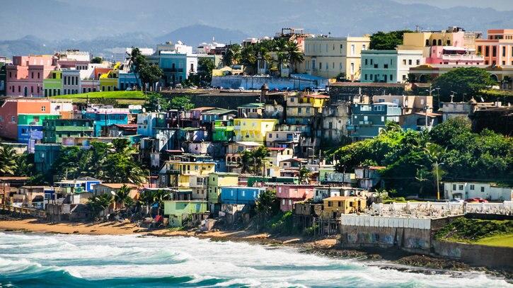 プエルトリコ・サンフアンの観光地8選!スペイン薫るカリブのリゾート