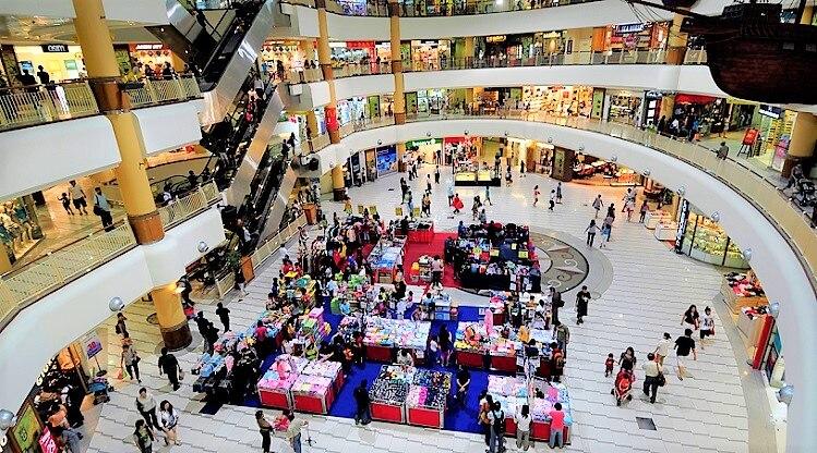 シンガポール西部でおすすめのショッピングセンター4選をご紹介!