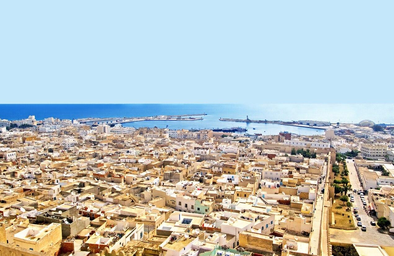 アラブとフランスの交差点!チュニジアの世界遺産「チュニス旧市街 ...