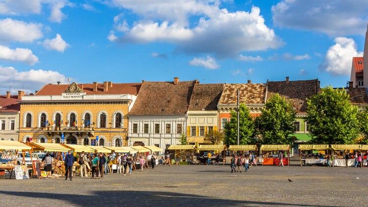 ルーマニア、クルージュナポカで地元密着なお土産探しの旅