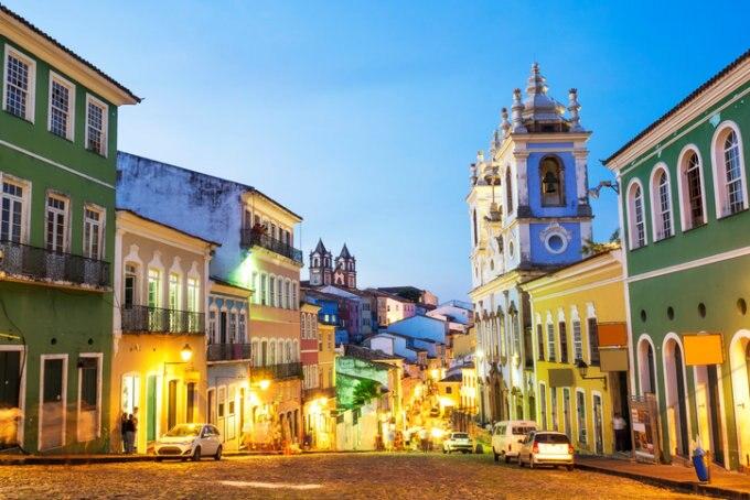 かつてのブラジルの首都!世界遺...