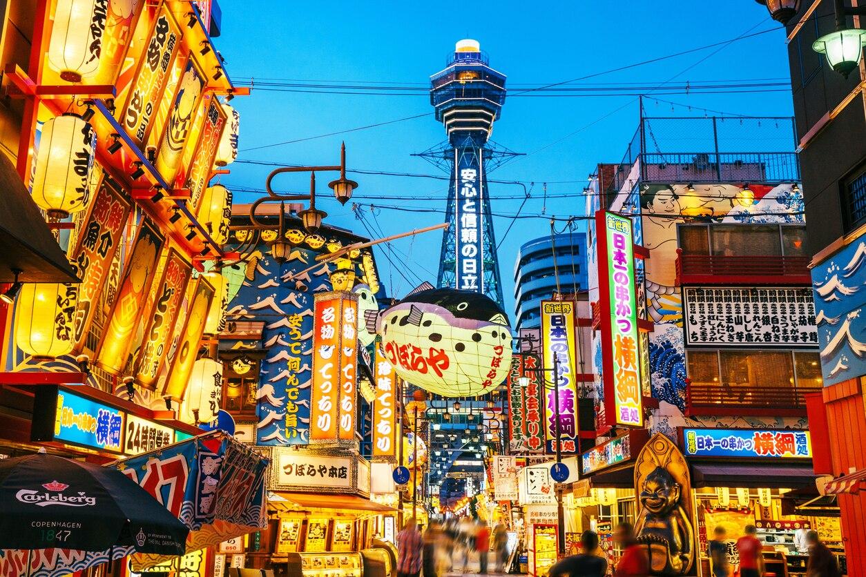 ディープな大阪を満喫!新世界の老舗に外国人も喜ぶお土産5選
