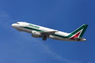アリタリア-イタリア航空が羽田へ