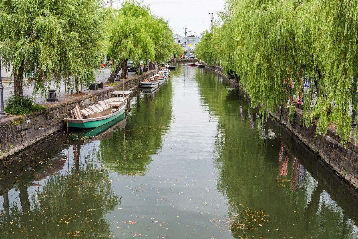 柳川は福岡のベネチア!水の都で川下りや季節を楽しむ