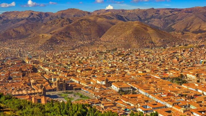 ペルーの世界遺産クスコ市街!インカ帝国の都だった街の魅力 ...