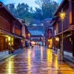 石川県 金沢市の東茶屋街