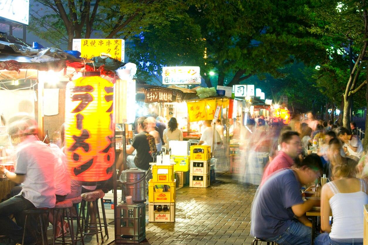 福岡の一人旅!男女別、ひとり旅おすすめの楽しみ方