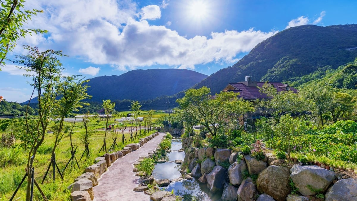 台北で自然を満喫!陽明山国家公園の観光スポットをご紹介