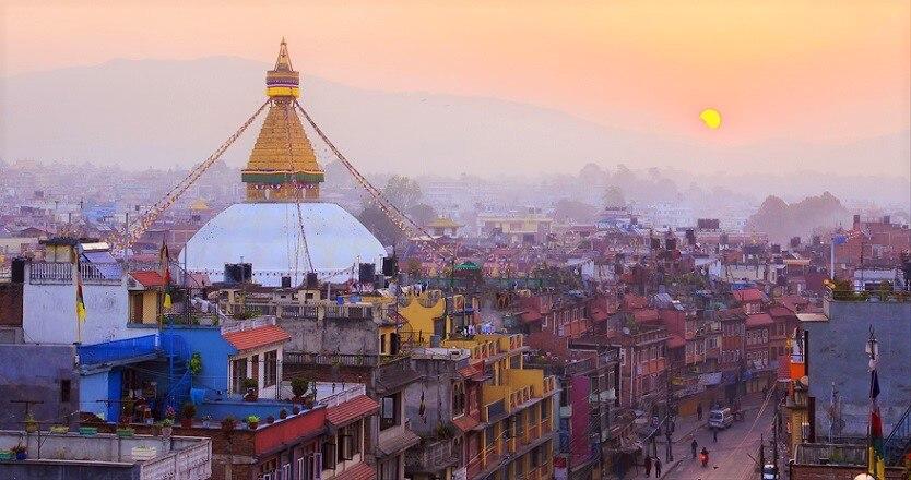 神々が住む街ネパール・カトマン...