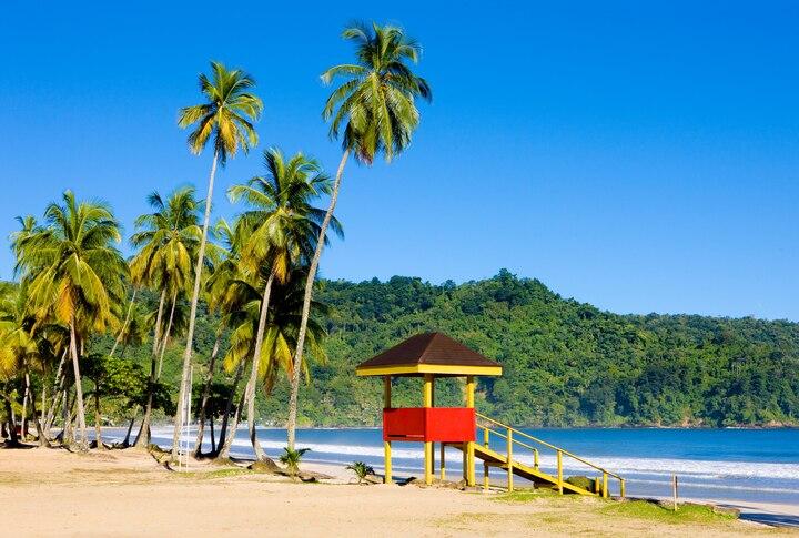 カリブ海の2つの島からなるトリニダード・トバゴ!ショッピングならここで