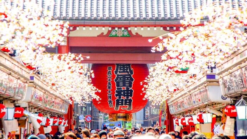 最新版!東京観光の代名詞・浅草でおすすめする観光スポット13選