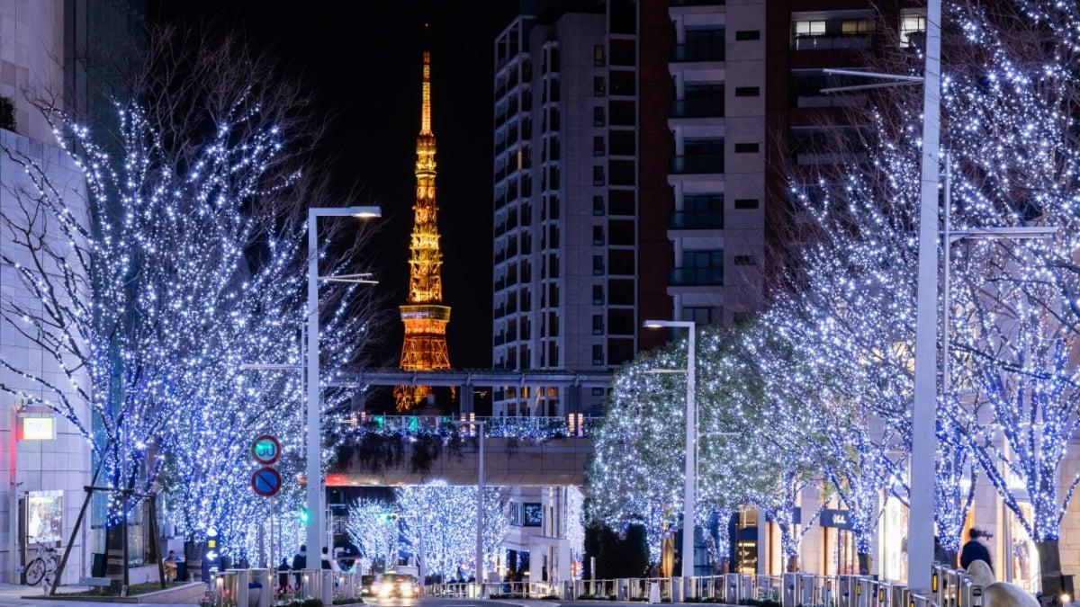 【六本木ヒルズ】70万灯のLEDが煌めく冬の風物詩『Roppongi Hills Christmas 2020』開催
