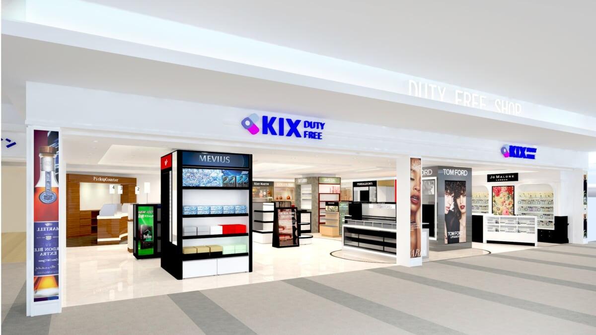 関西国際空港の出国後エリアに「ISHIYA」、「KIX DUTY FREE 本館中央店」12月18日オープン