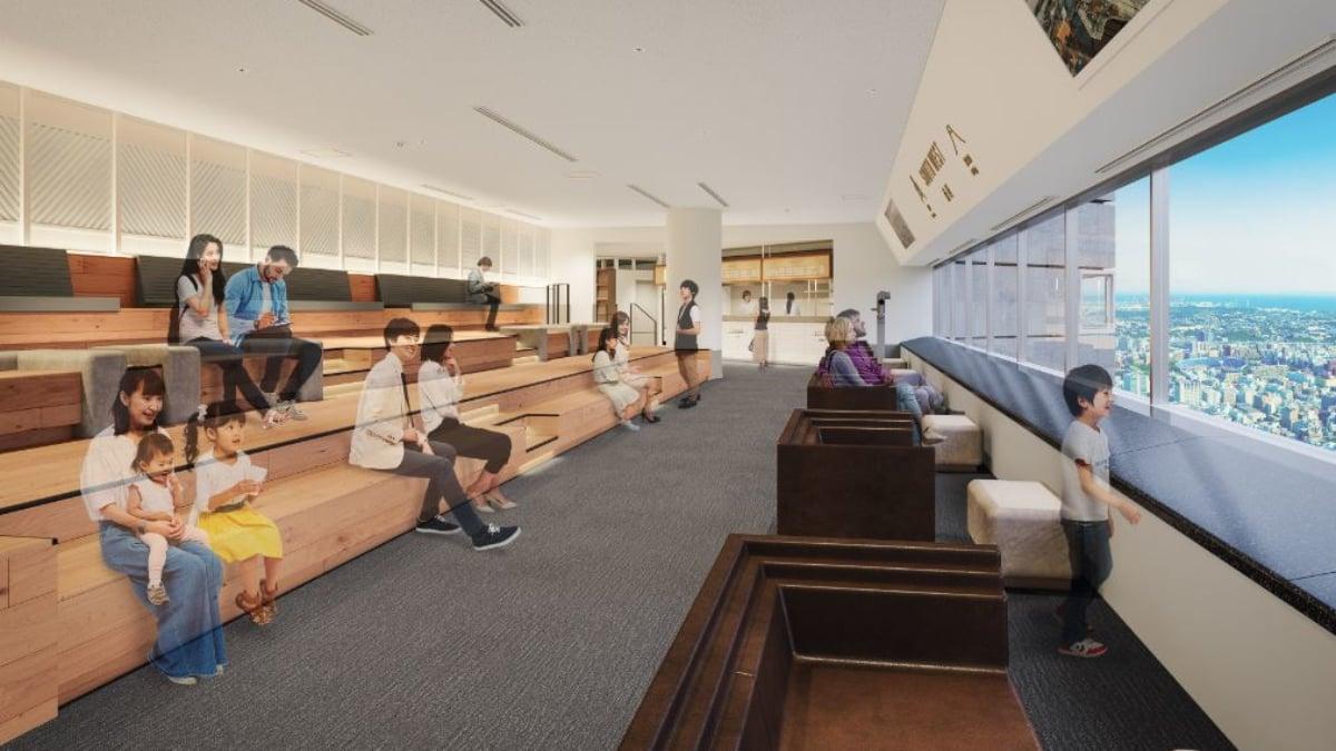 横浜ランドマークタワー 69F展望フロア「スカイガーデン」2020年4月25日リニューアルオープン