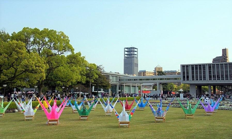 平和への祈りをこめたイベントが満載!広島県広島市のお祭りをご紹介!