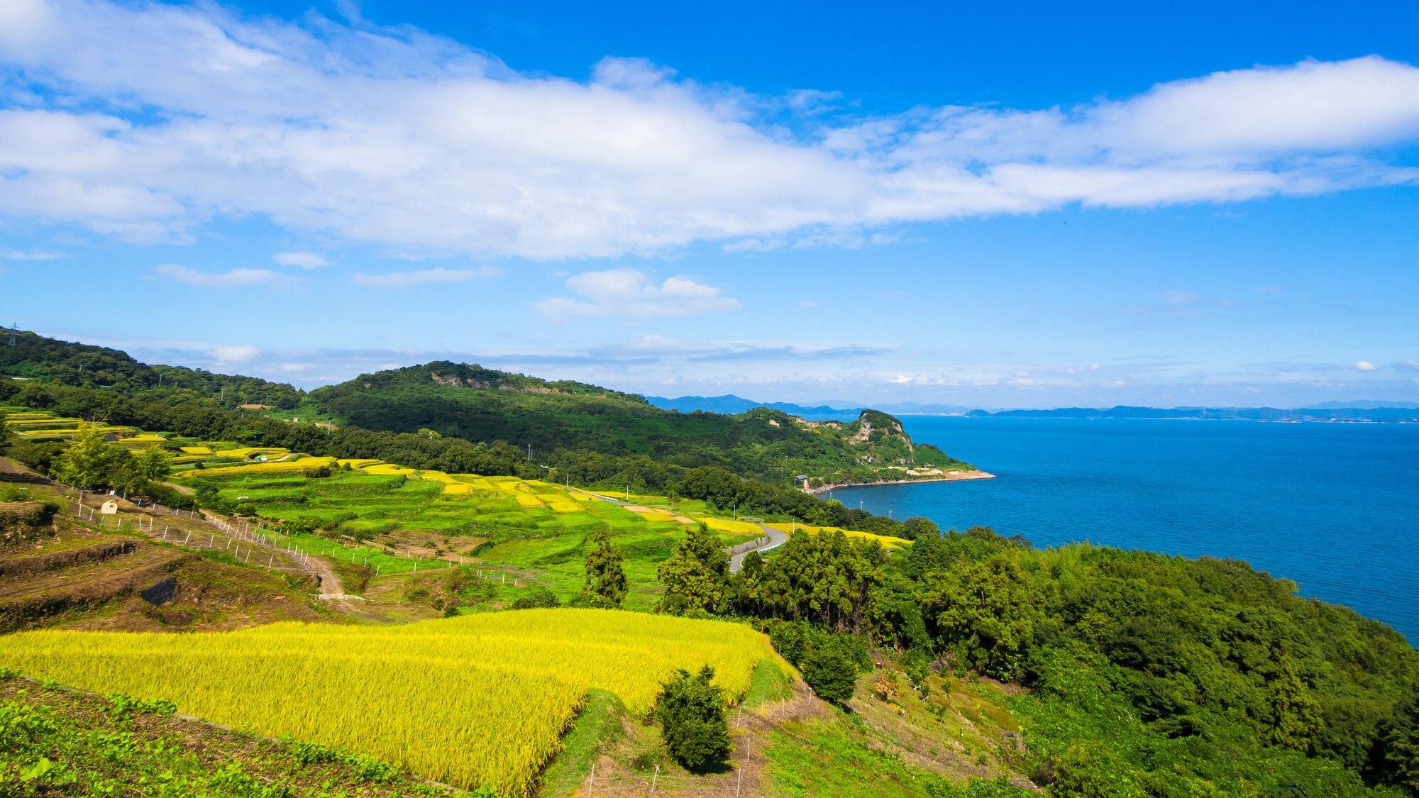 直島と小豆島のちょうど中間!豊島の魅力的な観光スポット6選
