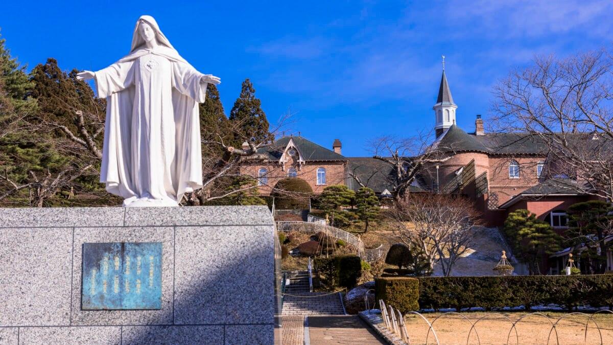 日本初の女子修道院「トラピスチヌ修道院」で祈りとミサの世界観を感じよう