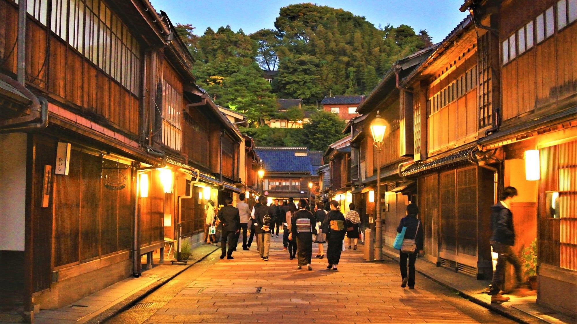 金沢のおすすめ観光スポット20選!加賀百万石が育んだ和の伝統を訪ねて