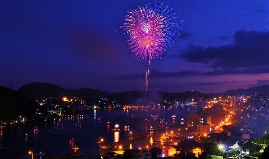 港を中心とした伝統的なお祭りが満載!広島県尾道市のお祭り4選!