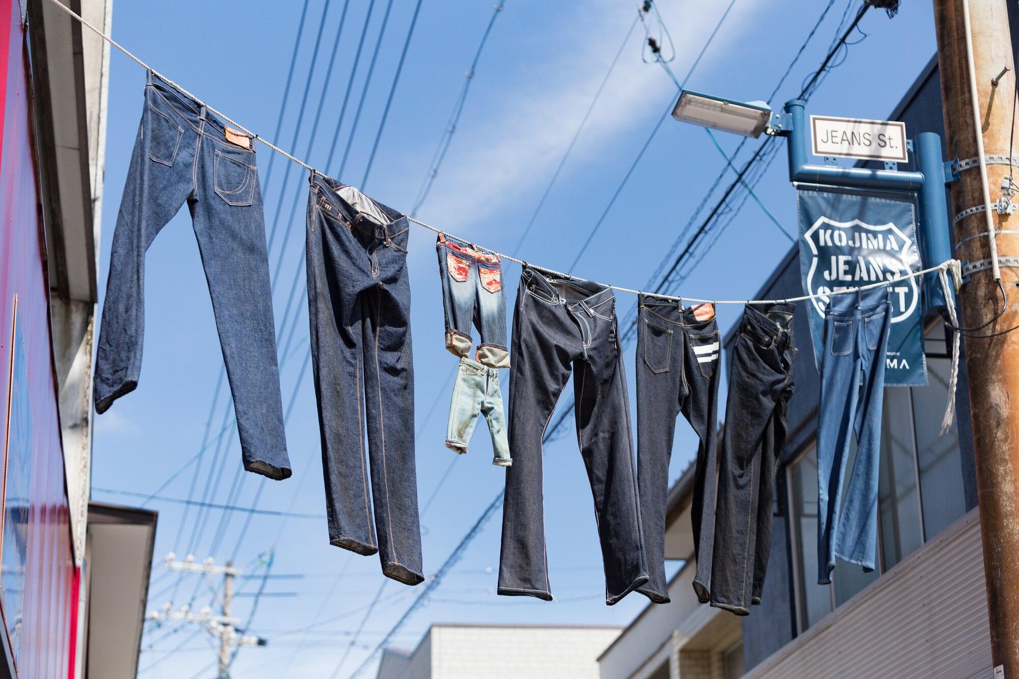【決定版】直営店が集まる児島ジーンズストリートのおすすめ観光情報!