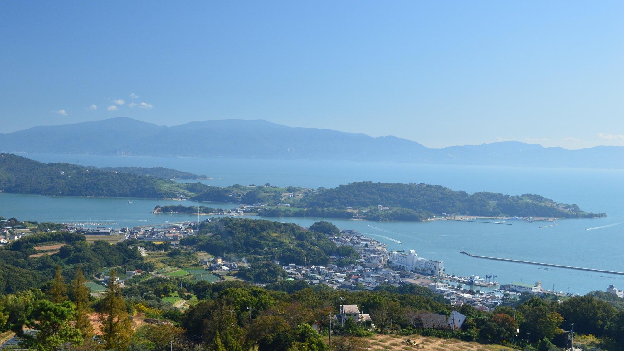 「日本のエーゲ海」と呼ばれる岡山県瀬戸内市の牛窓へ観光に行こう!