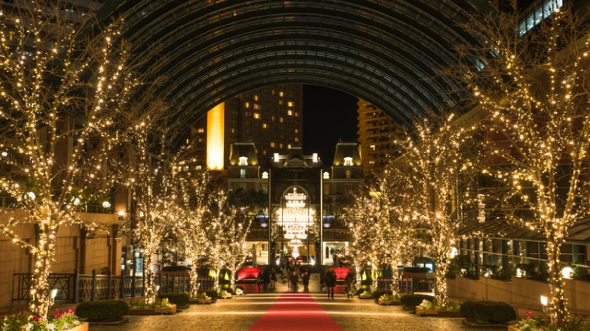 都内から日帰りで行ける!関東のクリスマスイベント2019