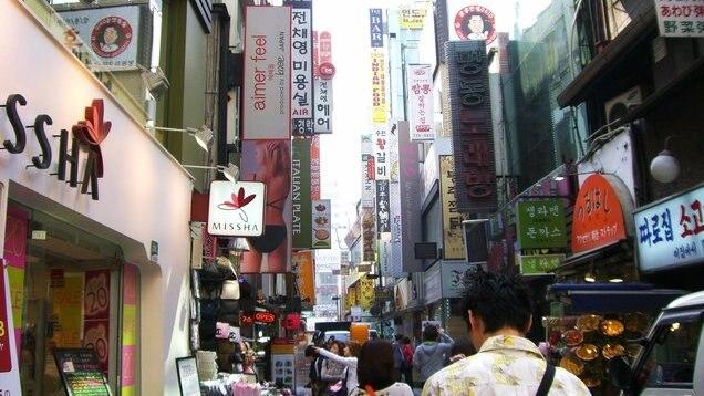 観光客が集まる明洞!韓流グッズのショップのおすすめ3選!