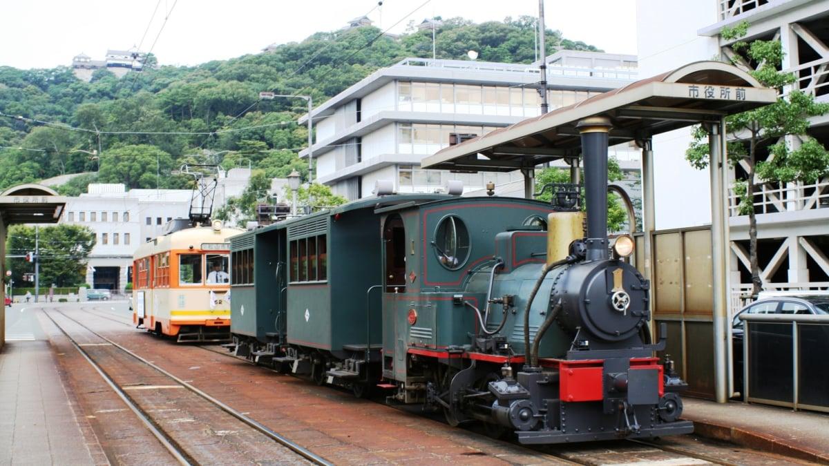 松山で人気の「坊ちゃん列車」に乗ろう!観光のポイントを徹底解説します