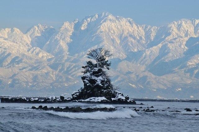 冬の富山が生み出す銀世界、美しく広大な自然を観光しよう!