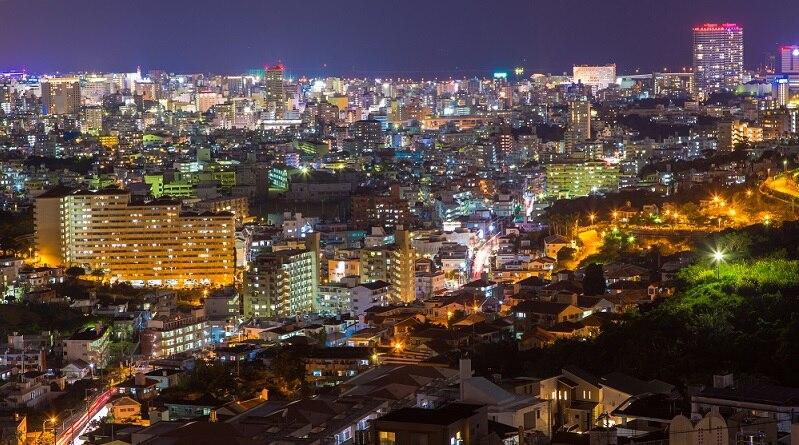 ロマンチックな夜景が見たい!那覇市内の夜景スポット11選はここ!