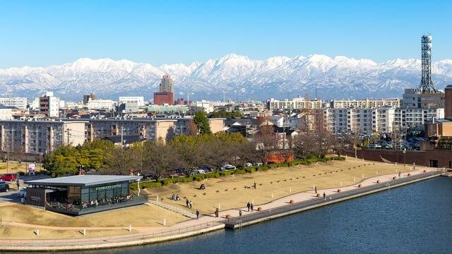 富山市でぜひ訪れたい人気の観光名所6選。心安らぐスポットが満載!