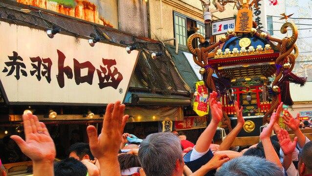地元のパワーを感じる赤羽周辺のお祭りをご紹介!おすすめ4選
