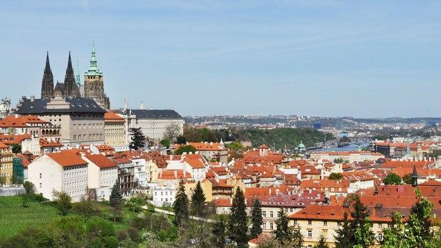 素敵な物がいっぱいのプラハの街でお土産を選ぼう。