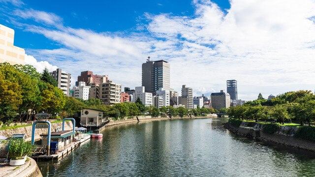 広島市の観光スポット13選!水の都は朝から夜まで楽しみがいっぱい