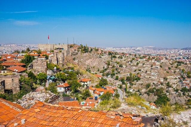 トルコ 首都