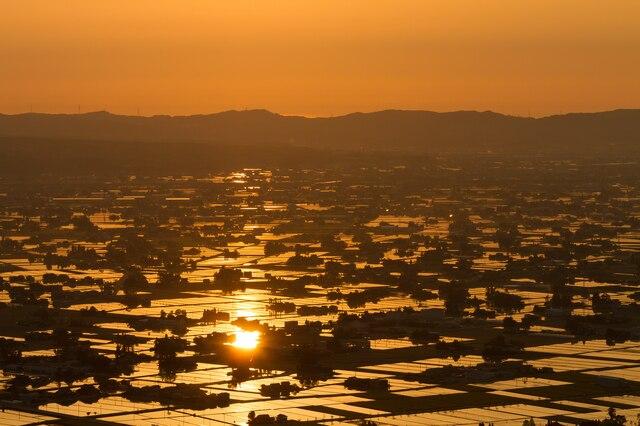 富山県砺波観光でチューリップと水と風景を満喫!厳選スポット5選!