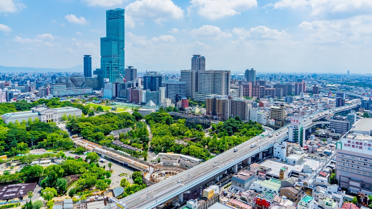 大阪でおすすめの観光スポット51選!話題のエリアから穴場の観光地まで