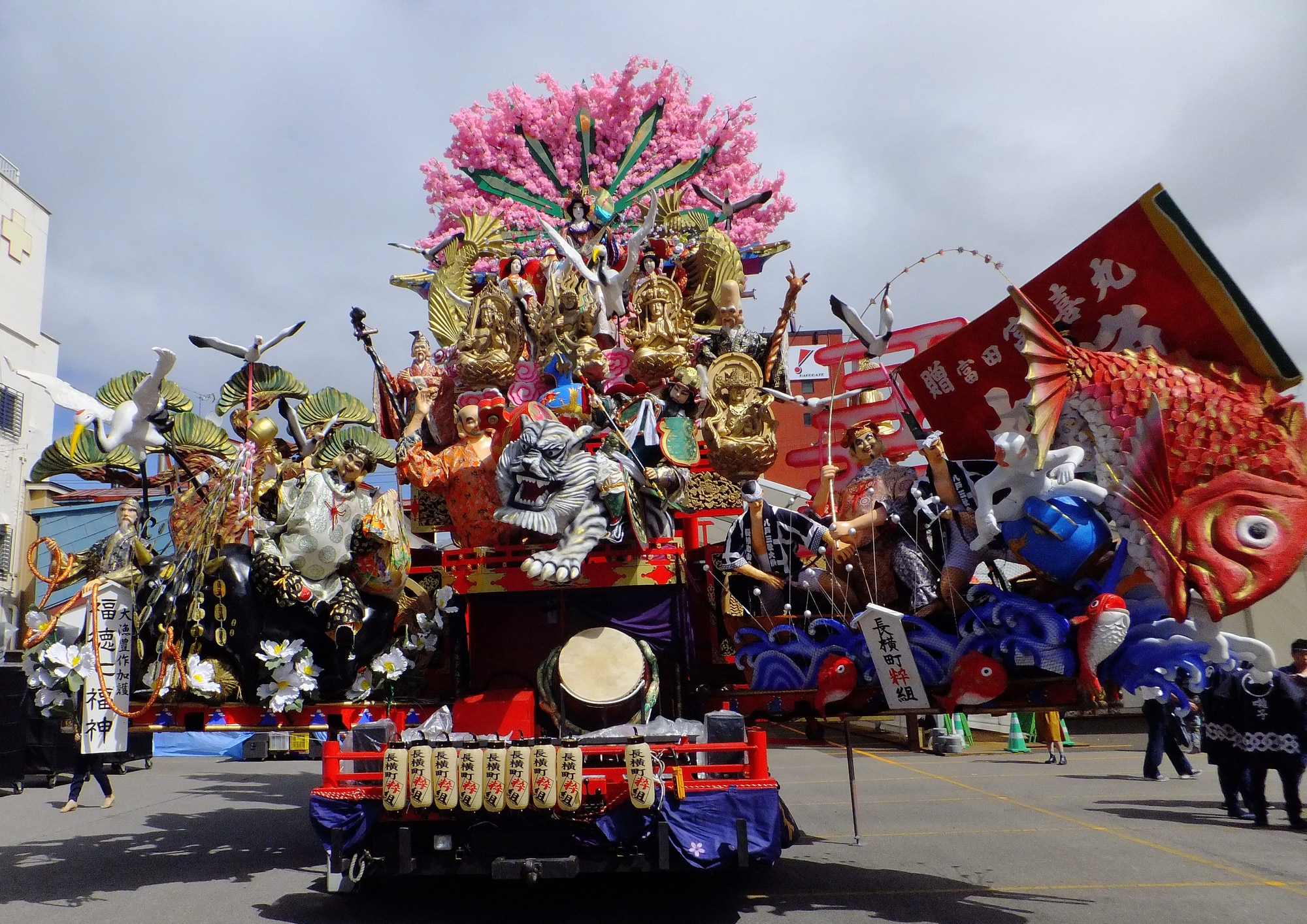 東北地方最大級のお祭・八戸三社大祭が有名!青森県八戸市のお祭り4選