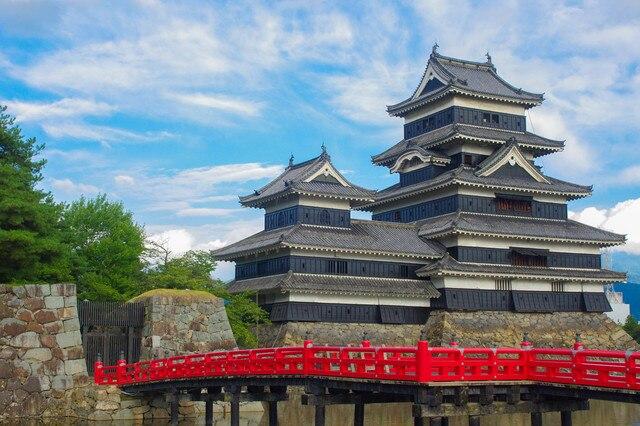 湧き水の町、松本の観光に役立つ情報や名観光スポットを紹介!