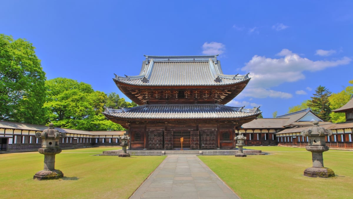 富山が誇る国宝「瑞龍寺」を参拝しよう!見どころをご紹介します