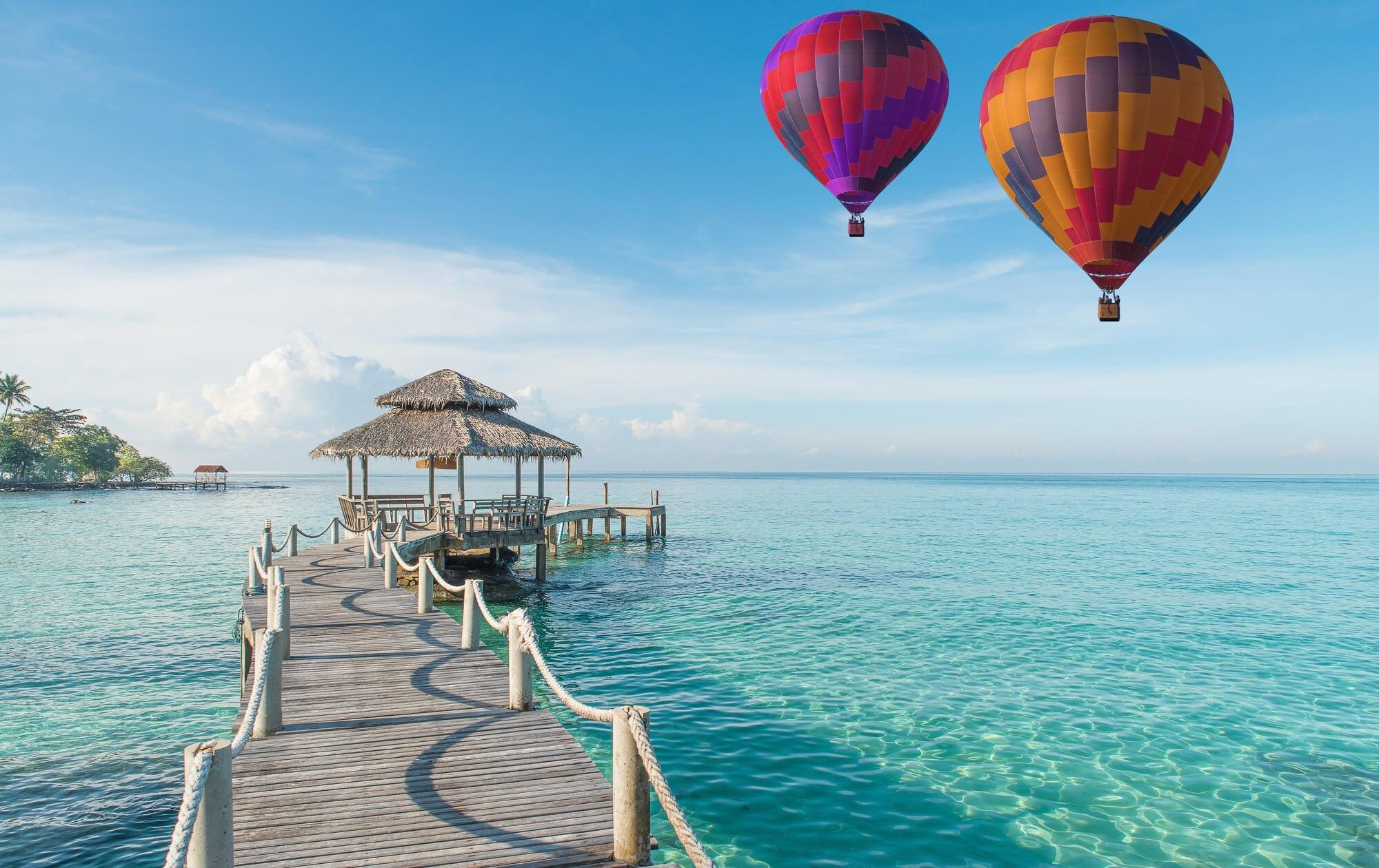 冬にこそおすすめ!夏を満喫できる人気の海外ビーチリゾートはどこ?